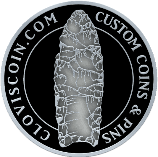 Clovis Coin Custom Coins and Lapel Pins
