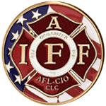 Fire House Fire Department Challenge Coin
