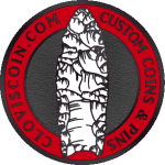 Clovis Coin Challenge Coins and Lapel Pins