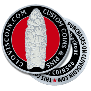Custom Challenge Coin Product Sample